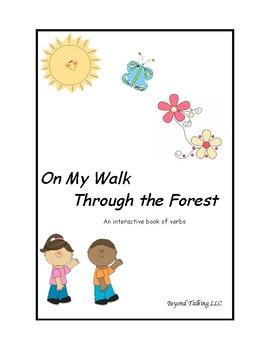 Springtime Walk Through the Forest