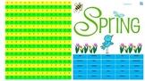 Springtime Word Search