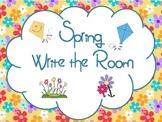 Springtime Write the Room.