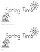 Springtime - emergentreader