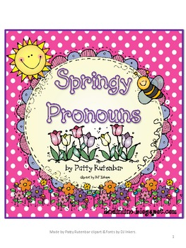 Springy Pronouns