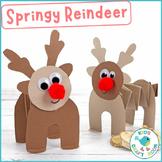 Springy Reindeer