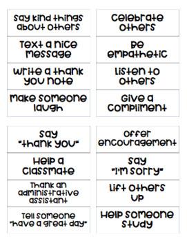 Sprinkle Kindness Bulletin Board Kit