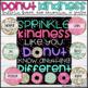 Sprinkle Kindness Donut Bulletin Board, Door Decor, or Poster
