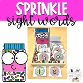 Sight Word Spelling game for Literacy Centers