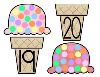 Sprinkled with Sets {matching a numeral to a set}