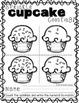 Sprinkles Cupcake Counting Freebie