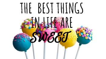 Sprinkles, Cupcakes, & Donuts Posters