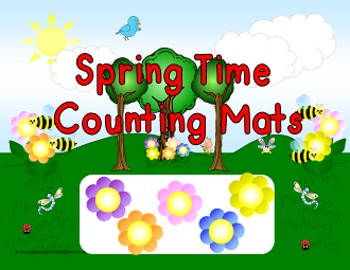Sprint Time Counting Mats