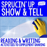 Show And Tell Writing & Reading Activities