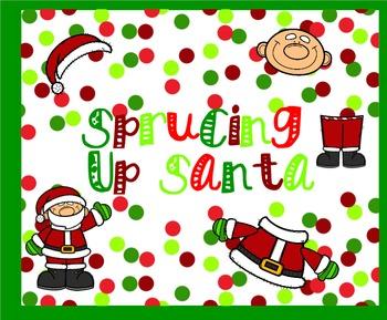 Sprucing Up Santa