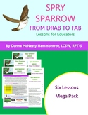 Spry Sparrow: From Drab to Fab - Six Lessons Mega Pack