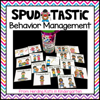 Spud-Tastic Behavior Management Pack