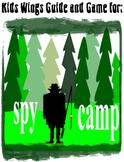 Spy Camp by Stuart Gibbs