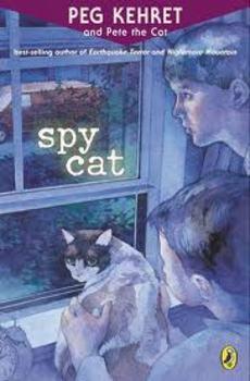 Spy Cat novel guide