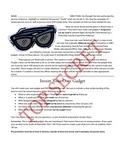 Spy Gadgets and Passive Voice (Alex Rider: Operation Storm