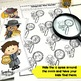 Spy Game - Language Activities - Low Prep Speech Therapy