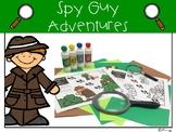 Spy Guy Adventures: Snooping for Speech