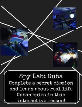 Spy Lab: Cuba