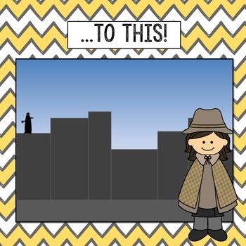 Spy Mission: PowerPoint Spy Hop - 2nd Grade