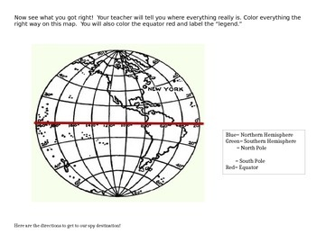 Spy Mission: geography, cardinal directions, addition, story problems, writing