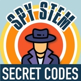 Spy STEM Secret Codes