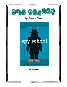 Spy School Chapters 1-3