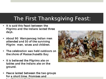 Squanto And Thanksgiving