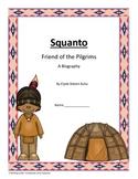 Squanto - Friend of Pilgrims  Book Study