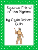 Squanto Friend of the Pilgrims Novel Study