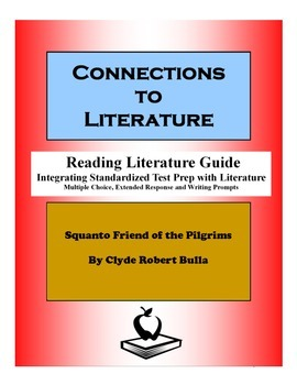 Squanto: A Friends of the Pilgrims-Reading Literature Guide