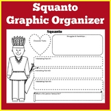 Squanto Worksheet | Friend of the Pilgrims