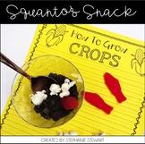 Squanto's Snack FREEBIE