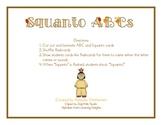 Squanto's Alphabet Cards