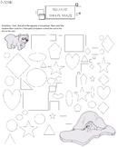 Square Bear Shape Maze