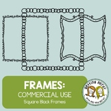 Square Frames / Borders
