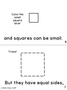 Square Book Freebie KG.A.2.
