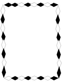 Square Borders