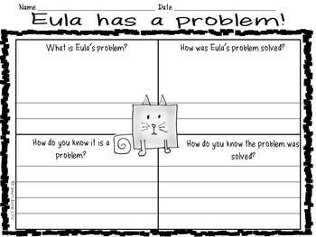 Reading Skills and Strategies inspired by Square Cat by Elizabeth Schoonmaker