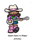 Square Dance to Shapes Activites