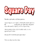Square Day April 4, 2016 Square Study K-8