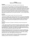 Square Deal/Teddy Roosevelt document set