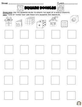 Square Doodles