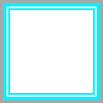 Square Frames and Borders Clip Art by Digi by Amy   TpT