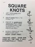 Square Knots