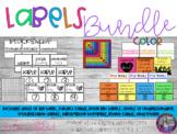 Square Labels Bundle for Target Dollar Spot Pockets