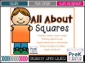 Square: Math Center