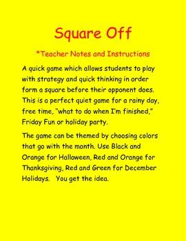 Square Off