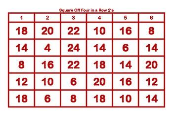 Square Off 2's