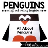 All About Penguins Craft Freebie